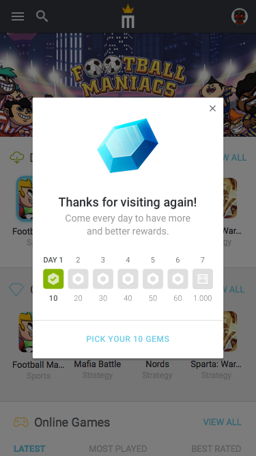 8.1 – Notification – Visits day 1