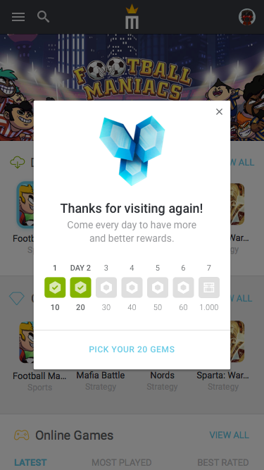 8.2 – Notification – Visits day 2