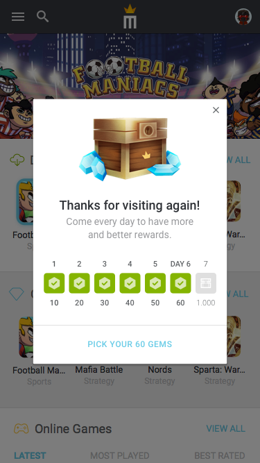8.6 – Notification – Visits day 6