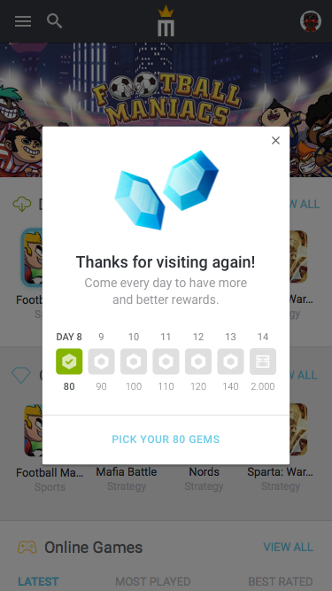 8.8 – Notification – Visits day 8