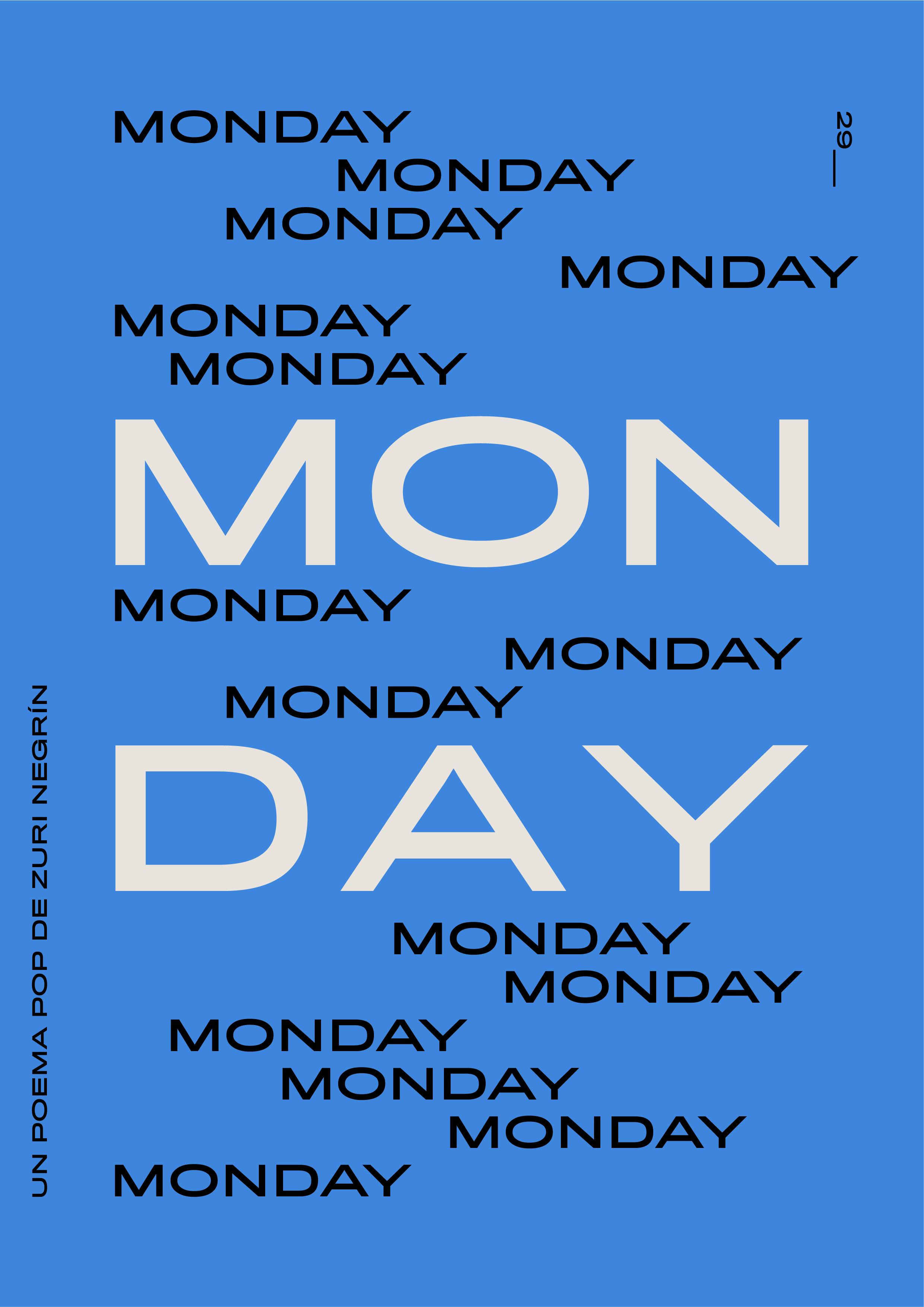 POP_29 Monday